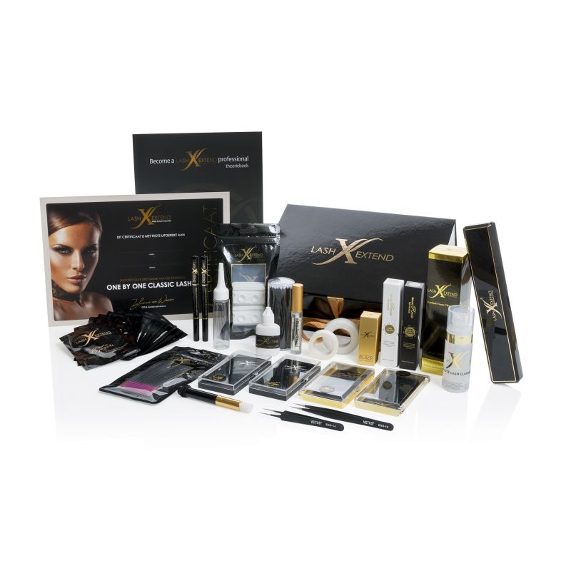 KIT INICIAL EXTENSIONES