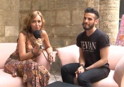 Entrevista a Santi Giménez